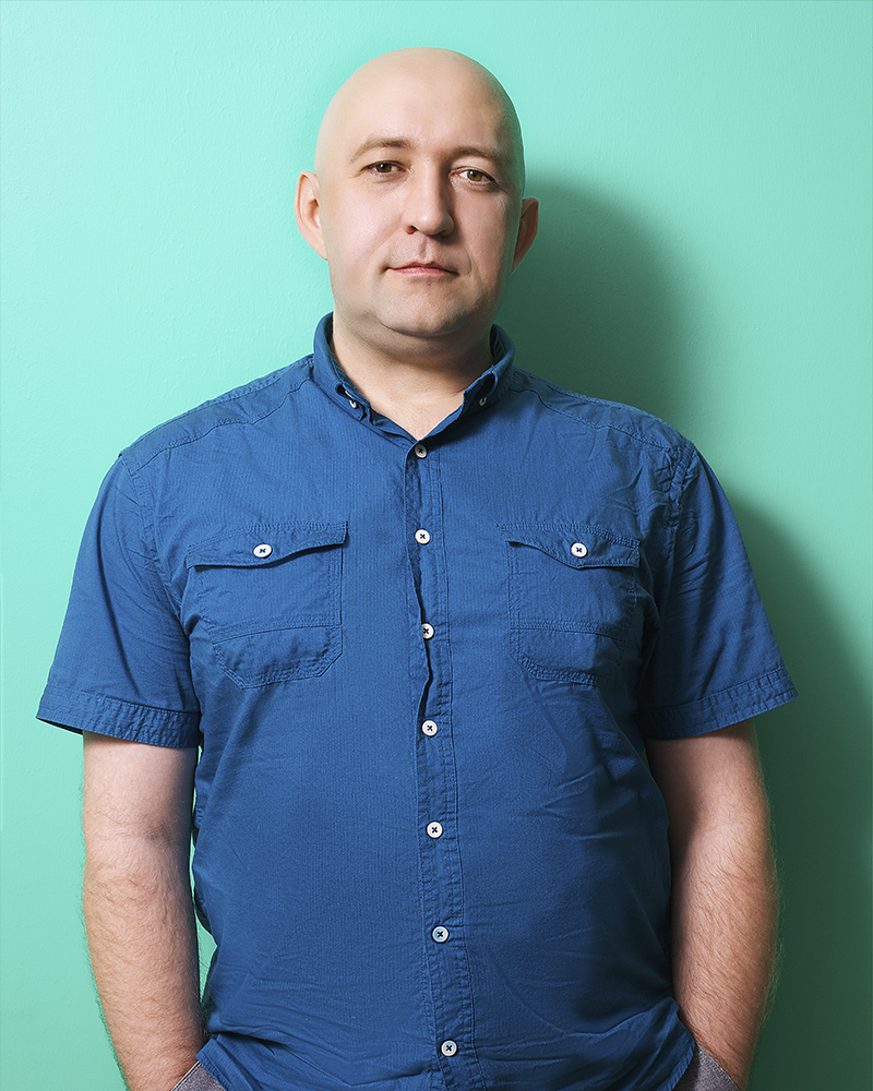 Михаил Намятов