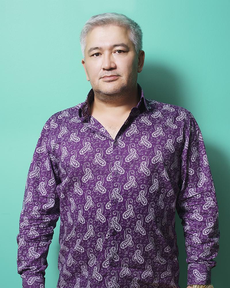 Рустам Джаландинов