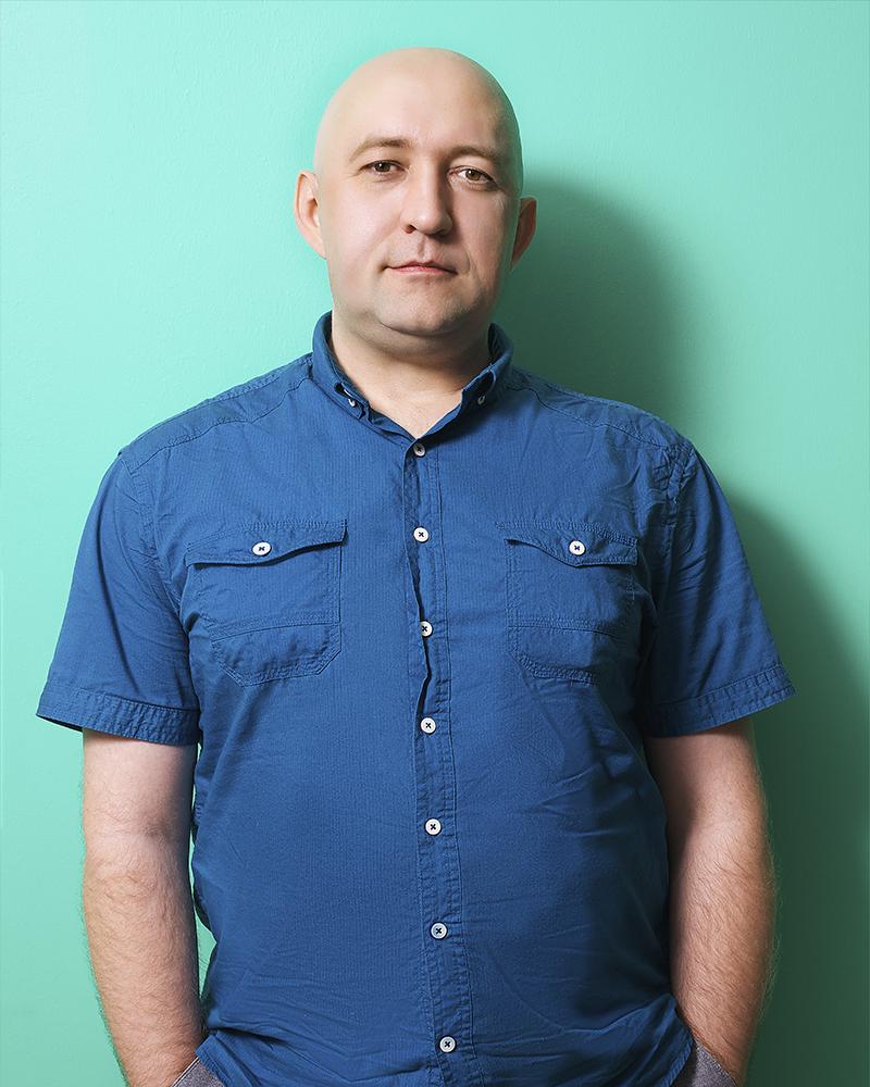 Mikhail Namyatov